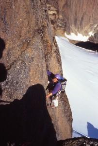 Klettern und Wandern - mit unterschiedlichsten Schwierigkeitsgraden - ist einfach nur traumhaft in Südgrönland ©Michael Vogeley