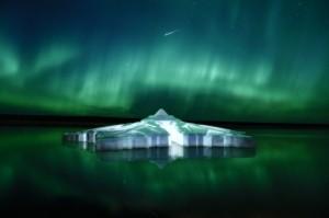 Polarlichter - Inmitten der Faszination  © Architect Koen Olthuis – Waterstudio.NL; Developer Dutch Docklands